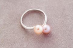 Maigais pērļu gredzens